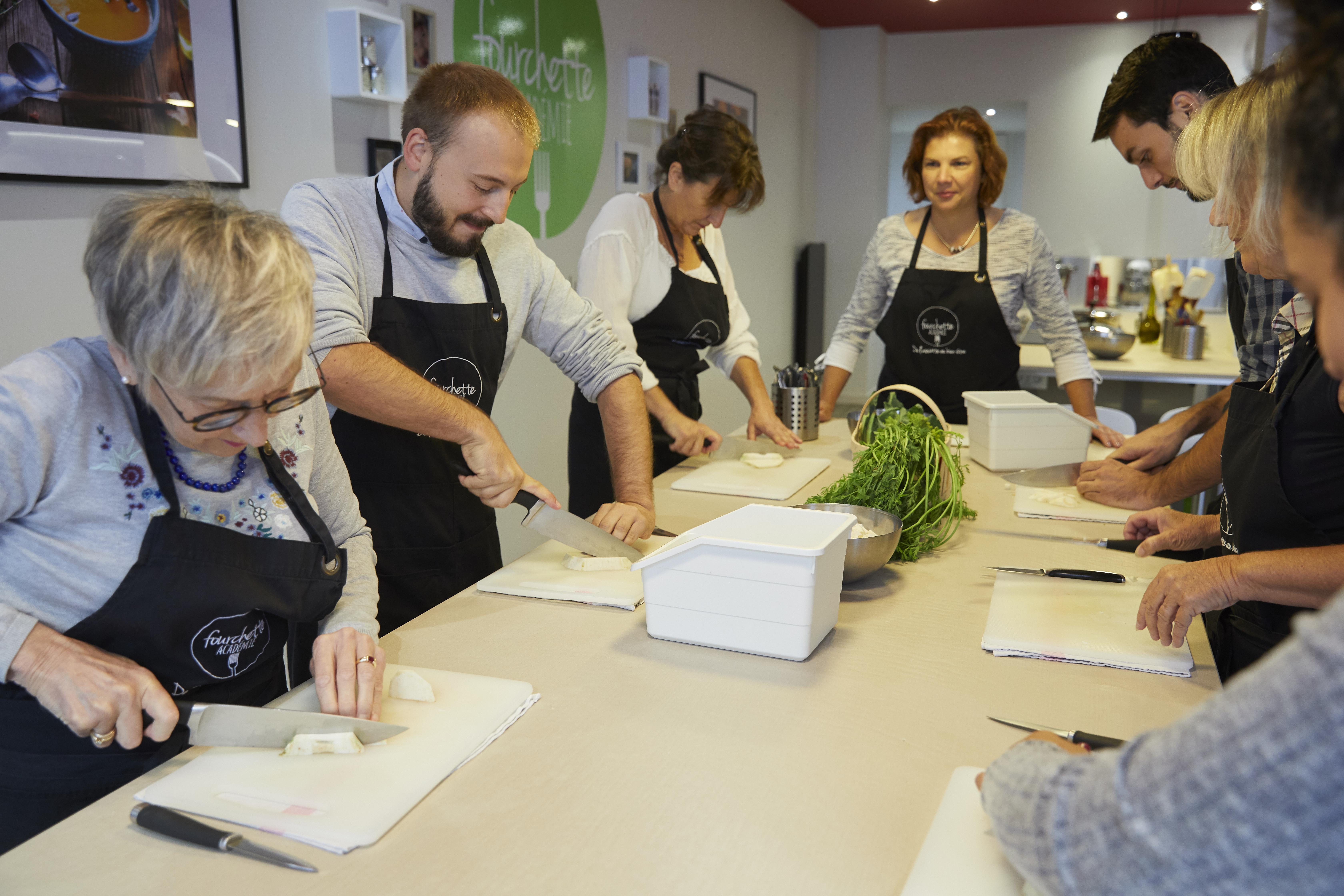 Sushi atelier cuisine blog labougeotte laval fourchette academie